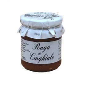 Riolfi Sapori - Ragù di Cinghiale - 180g