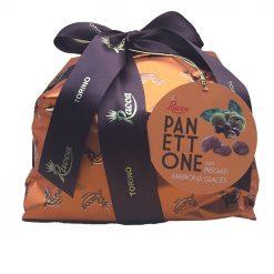 Panettone Marrons Glacés 750g