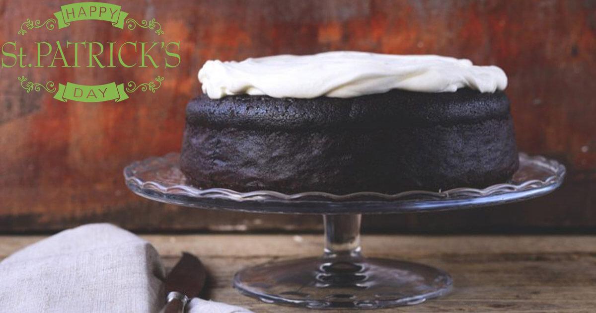 Torta-Birra-Scura-San-Patrik-Day