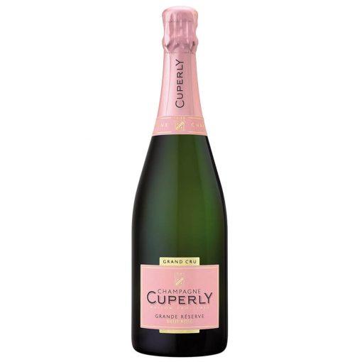 Champagne Cuperly - Cuvée Grande Réserve Brut Rosé - Grand Cru